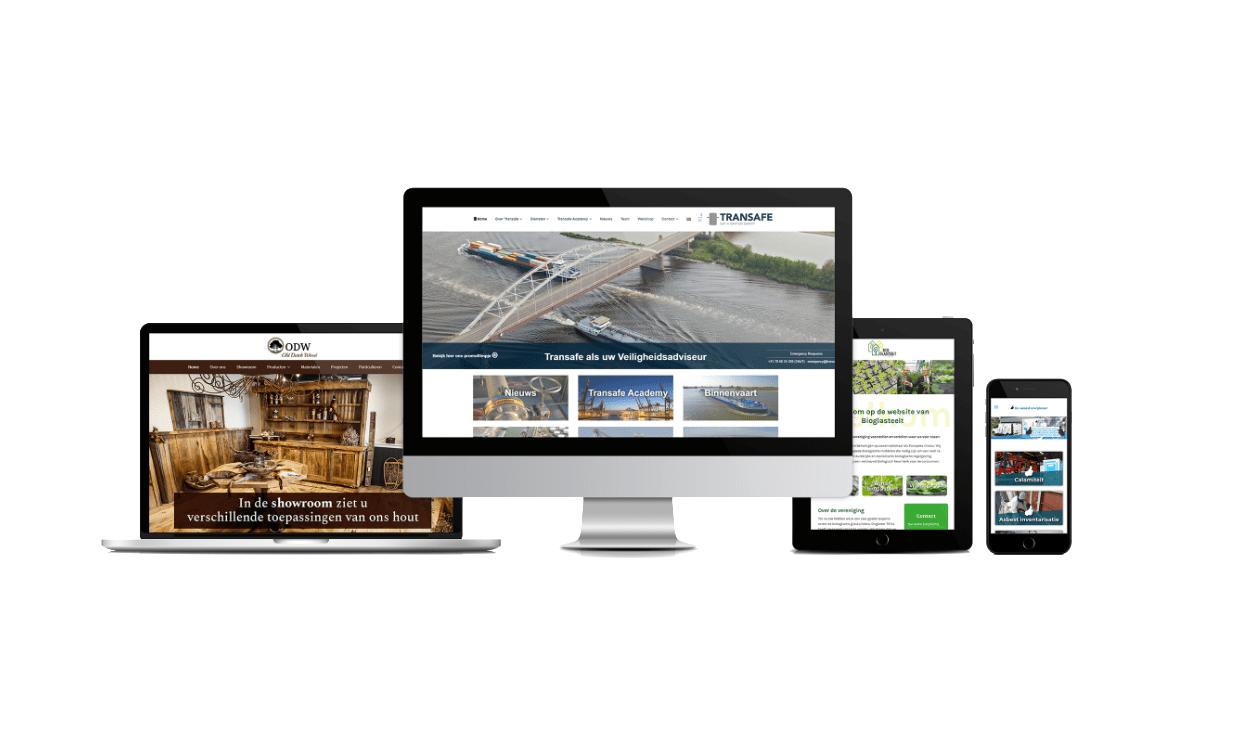 Website laten bouwen Sliedrecht